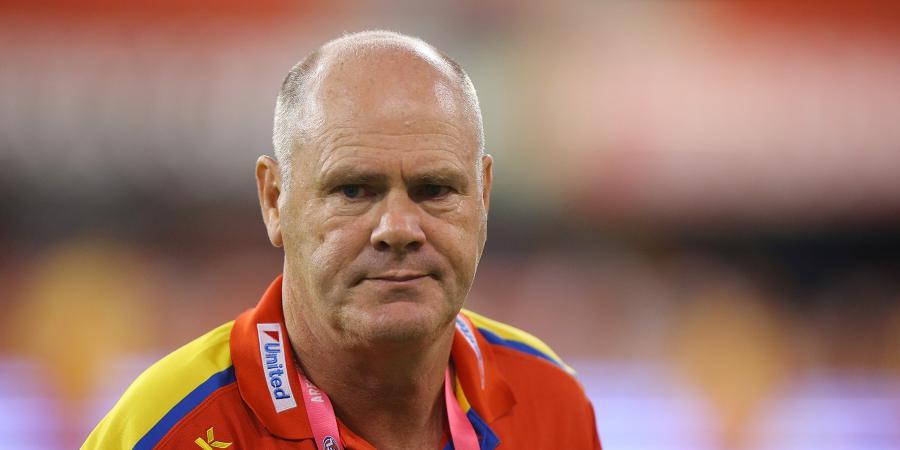 AFL premiership no driver for Suns coach