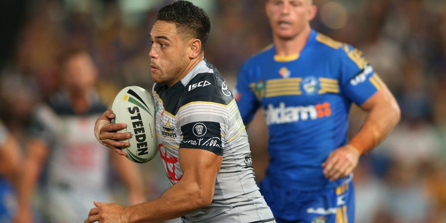 Cowboys re-sign NRL winger Winterstein