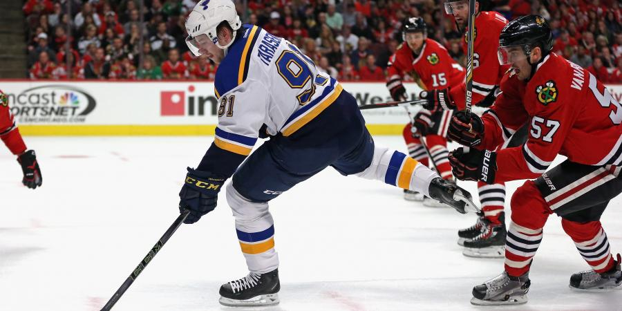 Blackhawks in for a long summer after Game 7 loss to Blues