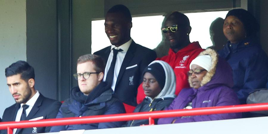 Liverpool's Sakho investigated over doping