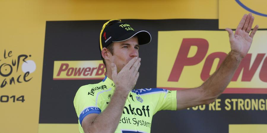 Rogers announces cycling retirement
