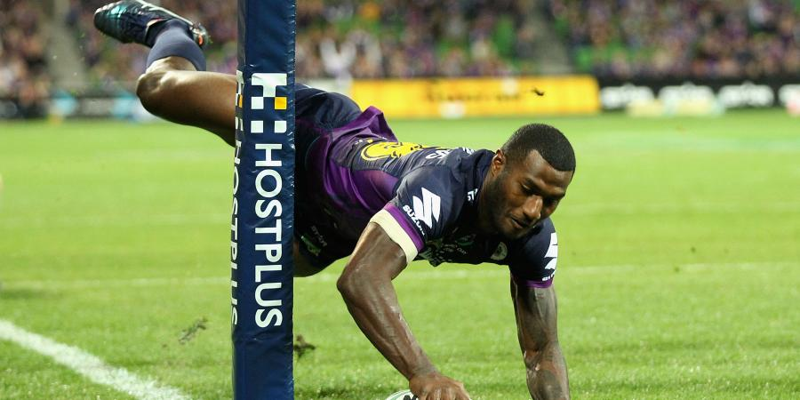 Vunivalu continues dream Storm start