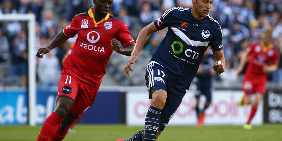 Victory's Delpierre retires from A-League