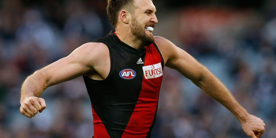 BREAKING: Cale Hooker has signed at Essendon