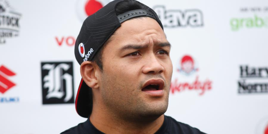 I'm not good enough for Kiwis says Warriors Issac Luke