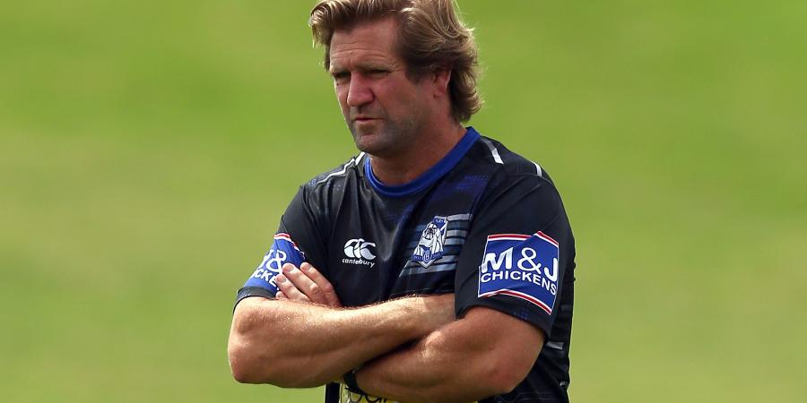 Hasler not on board with NRL off-field cap
