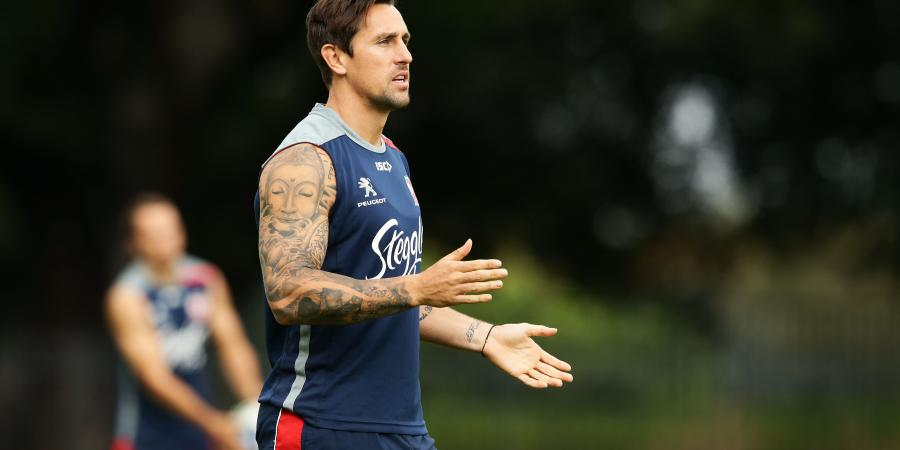 Pearce vows to get Roosters rolling