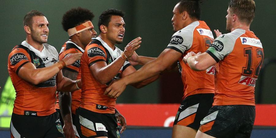 Tigers snap six game NRL losing streak