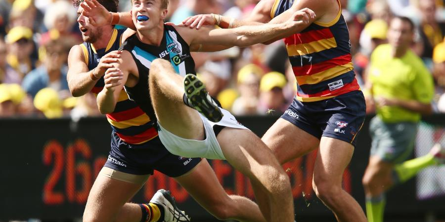 Port AFL inclusions must step up: Hinkley
