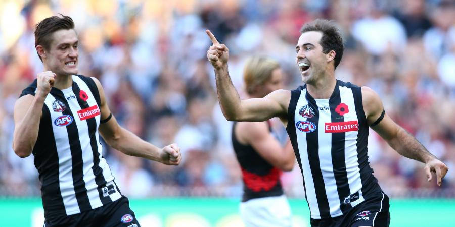 Magpies bracing for fort Domain in AFL
