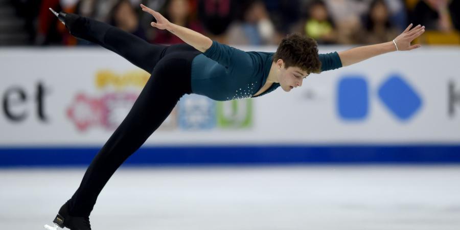 Reflecting on Worlds: Brendan Kerry's Free Skate