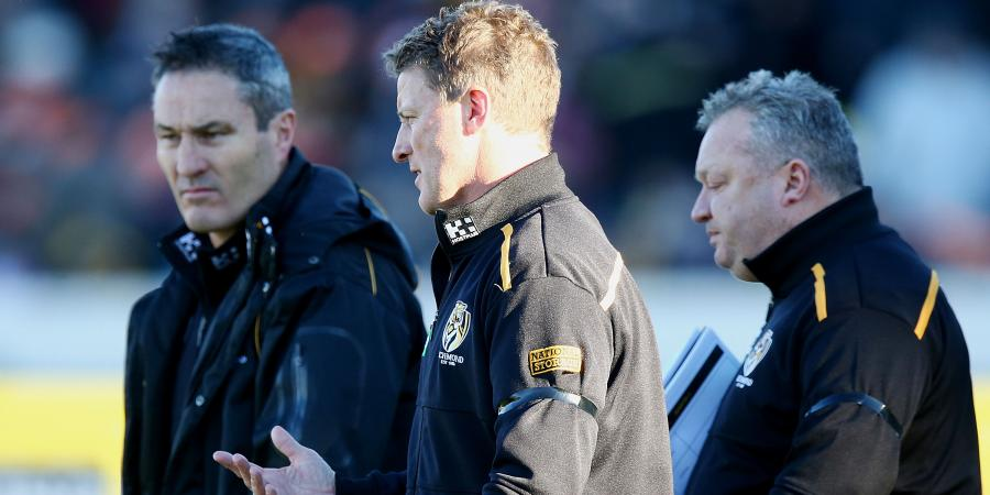 Richmond confident of 'righting the ship'