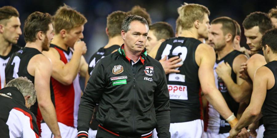 Saints' Richardson seeks umpire clarity