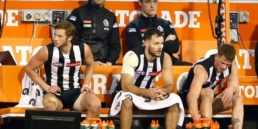 Potent Pies forward Moore tweaks hammy