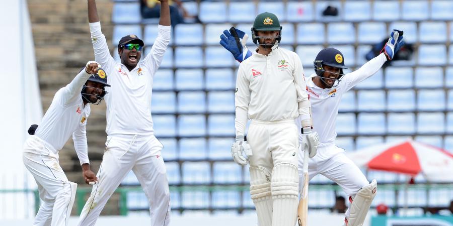 Sri Lanka score famous Test win over Aust