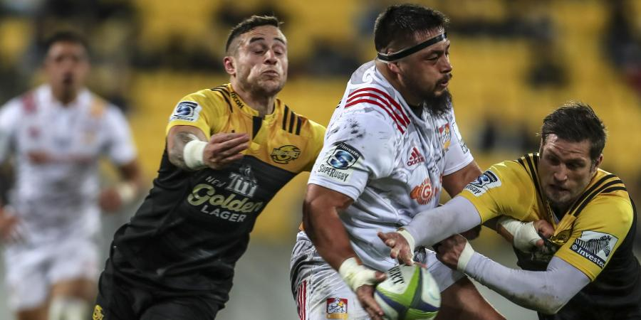 Perenara's form lauded by Hurricanes
