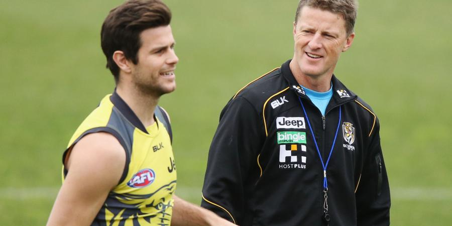 Tigers players must do better: Cotchin