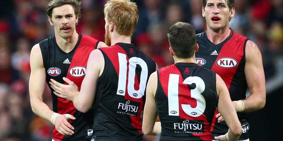 Worsfold praises Daniher after loss