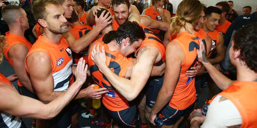 GWS thrash Tigers in bloodbath
