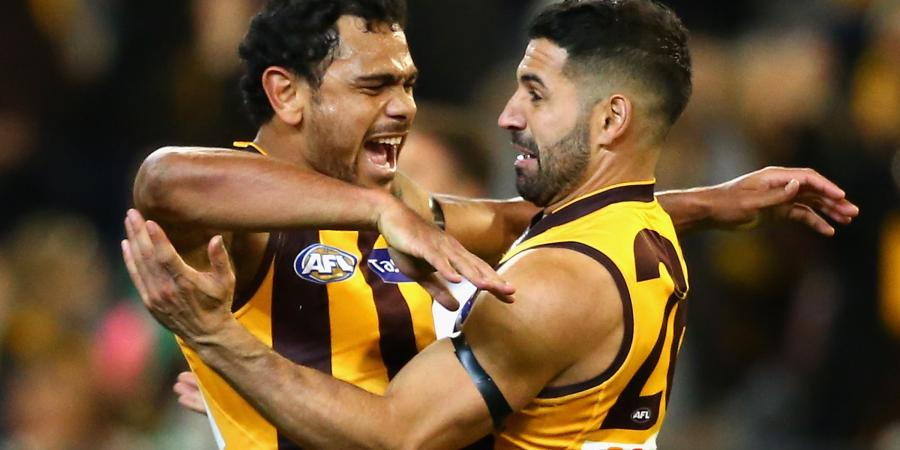 Rioli, Puopolo set for Hawks return
