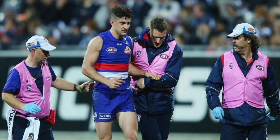 Bulldogs' Liberatore has ankle surgery