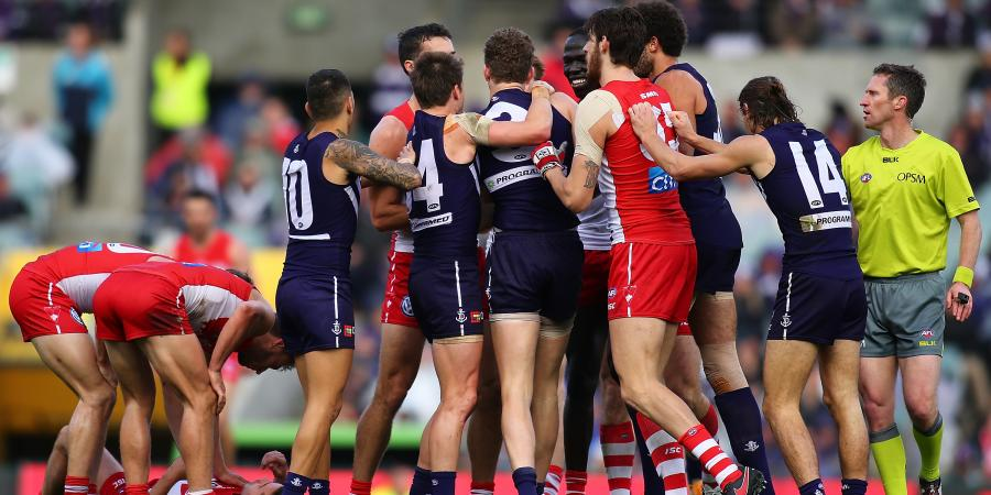 Match Review Panel - Round 19