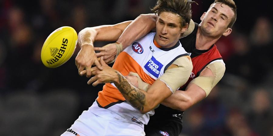 Giant Lobb in doubt for Suns clash