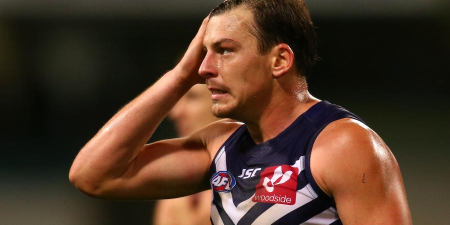 Dockers midfielder on the move?