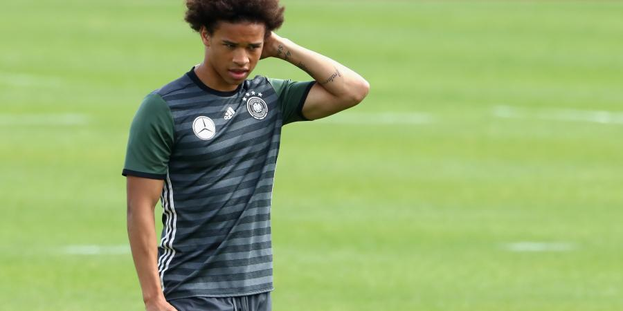 ManCity sign Sane from Schalke on 5yr deal