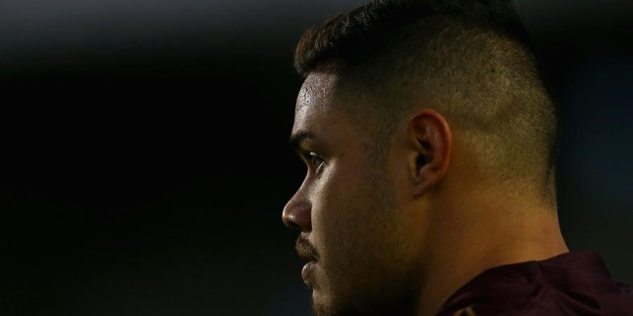 Baptism of fire fine by Manly's Wiliame