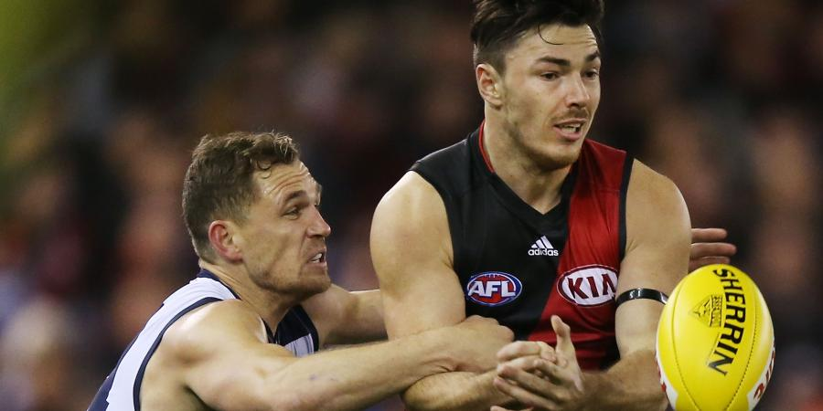 Has Michael Hibberd's father revealed his future?