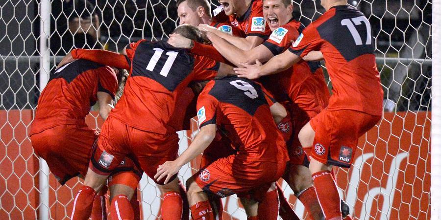 Redlands shock A-League champs Adelaide