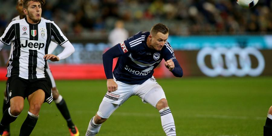 Melb Victory's Berisha cleared of injury