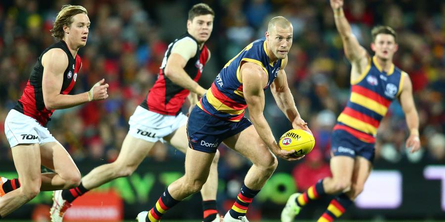 Crows rule out Jacobs, Thompson