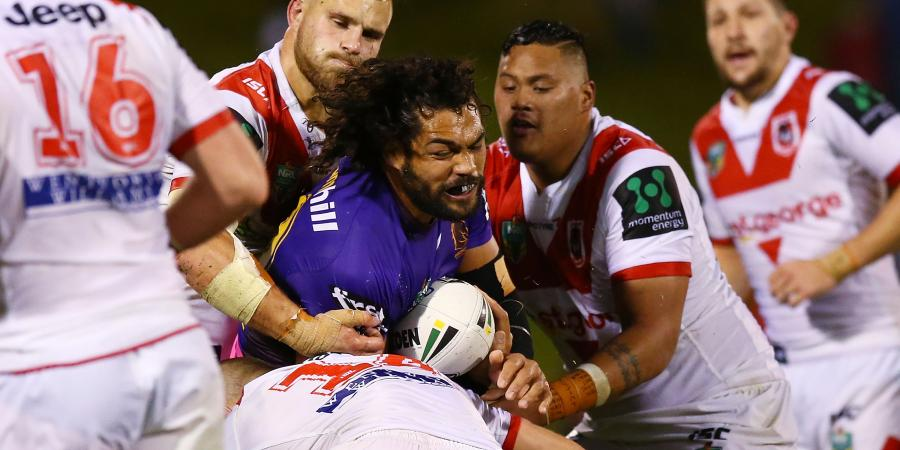 Brisbane's Adam Blair avoids charge