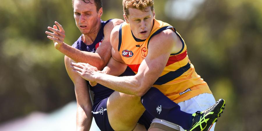 Crows add new blood to face Lions