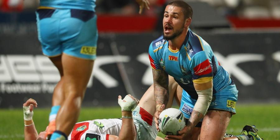 No-one to blame but Eels says Peats