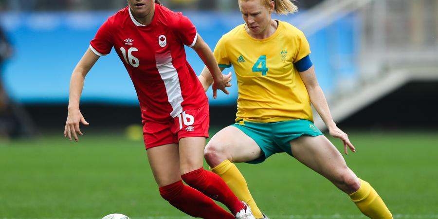 Matildas Fall to a Determined Canada in Rio