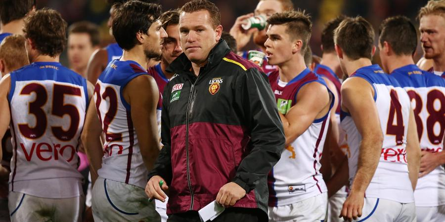 Lions coach Leppitsch hits out at AFL