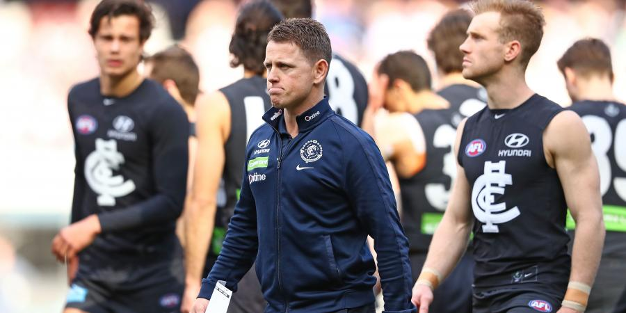 Bolton wants to beef up Carlton's depth
