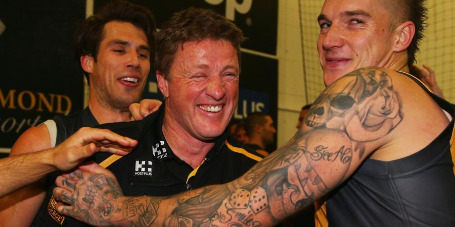 Tigers' tough win a tonic for Hardwick
