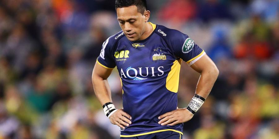 Lealiifano diagnosed with leukaemia