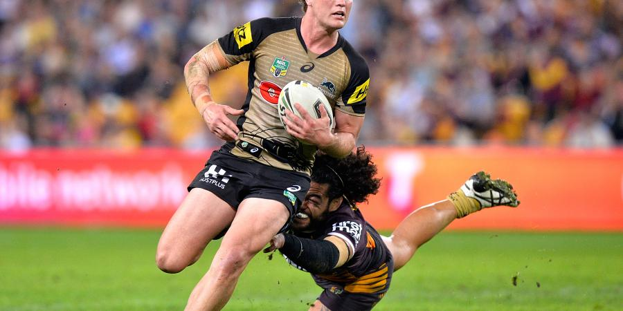 Panthers' Moylan to test free agency
