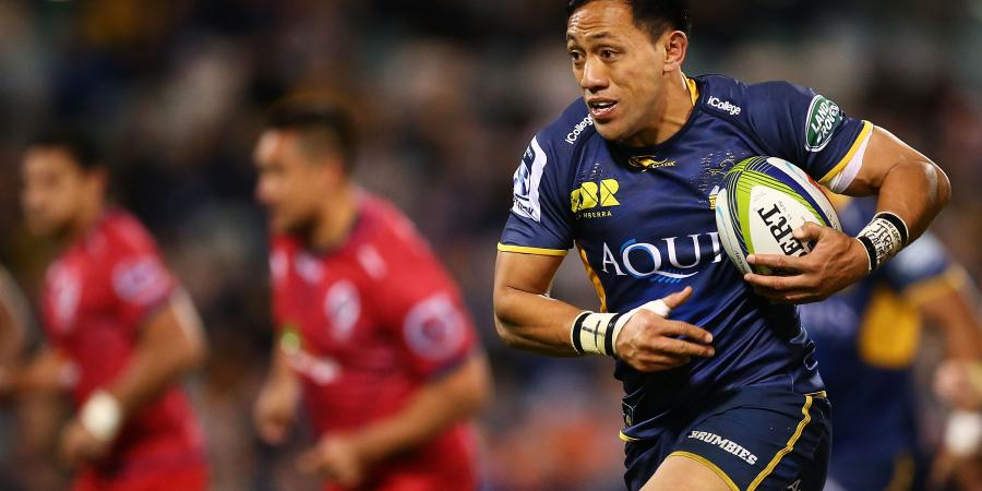 Wallabies backing Lealiifano