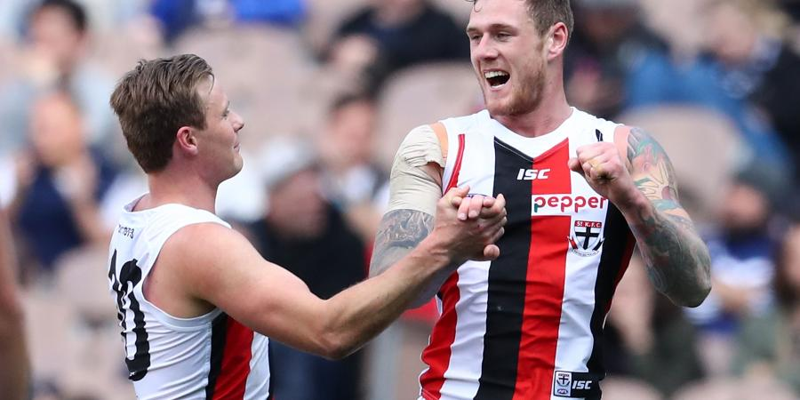 Saints happy to cling to finals hopes