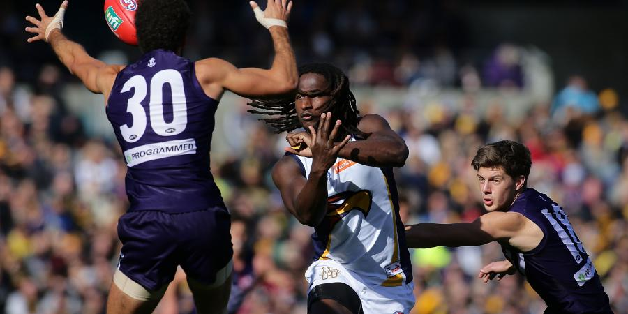 Eagles use Olympics for AFL inspiration
