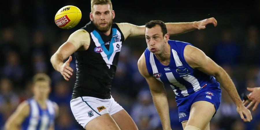 Port to throw tall timber at Swans