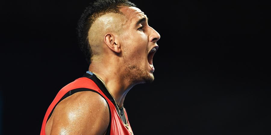 Kyrgios wins second ATP Tour title