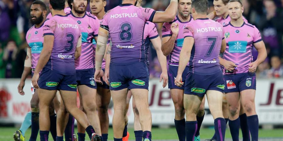 Cameron Smith sets standard in NRL: Inglis