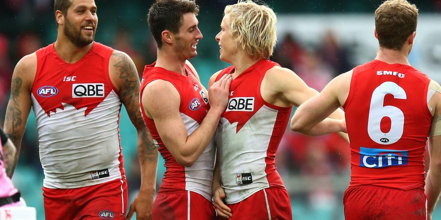 Swans' Heeney getting back to his best